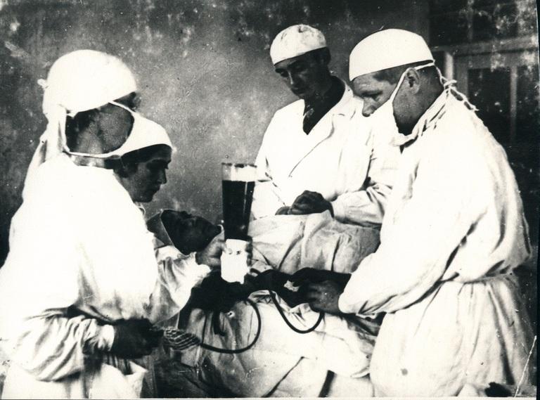 1936 год. Первое переливание крови в Челябинске